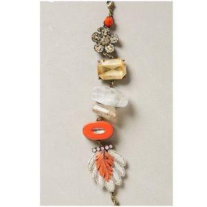 NWT Anthropologie Collage Link Stone Bracelet New